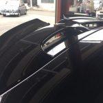 BMW MINI カスタム専門店 MINT  F56 3D Design ルーフスポイラーエクステンション取付